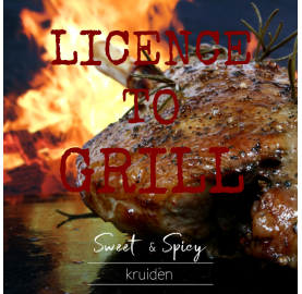 Licence to grill -...